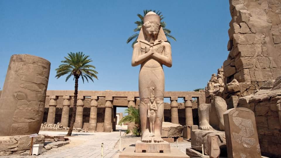 Day 3: Luxor, Aswan