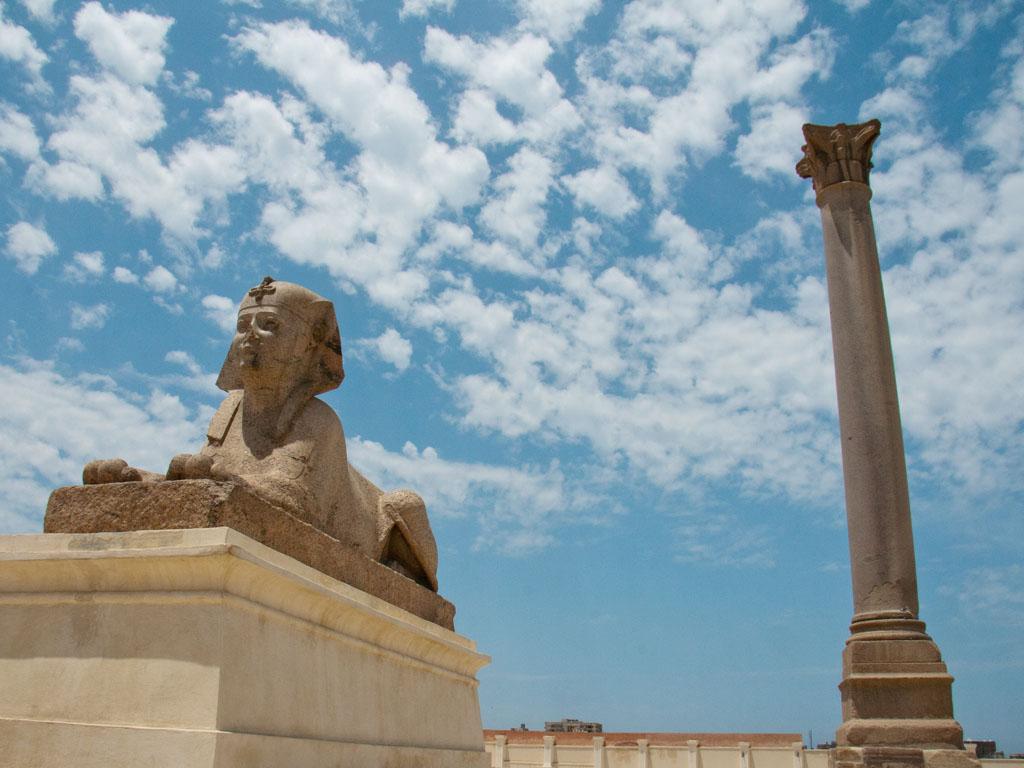 Pompay's Pillar